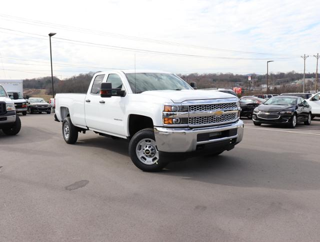 2019 Silverado 2500 Double Cab 4x2,  Pickup #K1136318 - photo 4