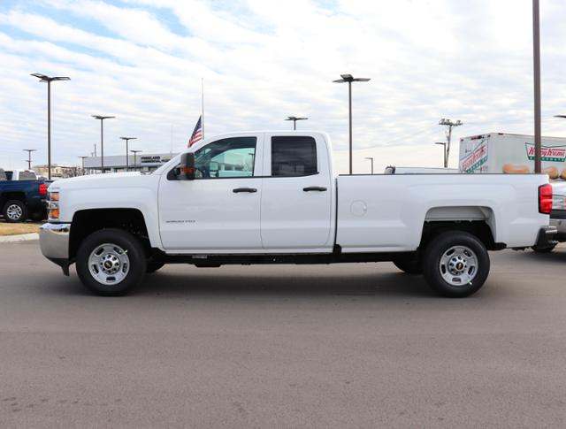 2019 Silverado 2500 Double Cab 4x2,  Pickup #K1136318 - photo 10