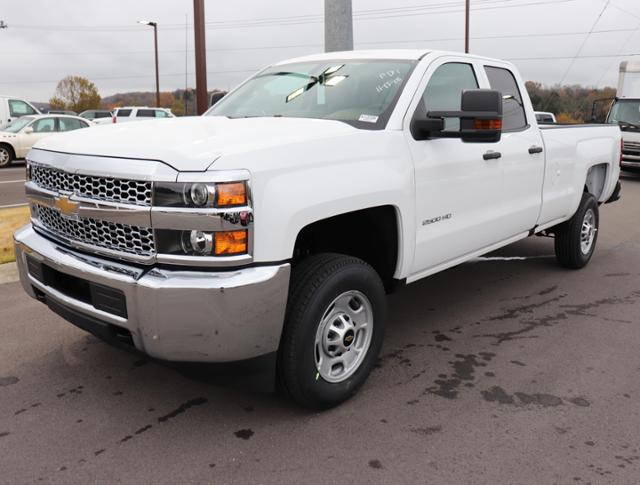2019 Silverado 2500 Double Cab 4x2,  Pickup #K1137209 - photo 1
