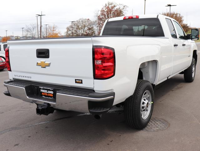 2019 Silverado 2500 Double Cab 4x2,  Pickup #K1137209 - photo 5