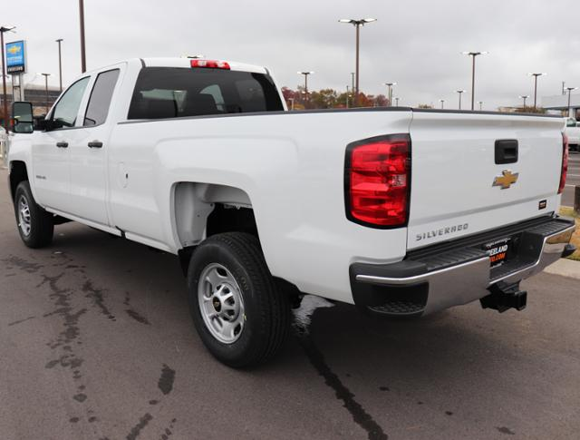 2019 Silverado 2500 Double Cab 4x2,  Pickup #K1137209 - photo 2