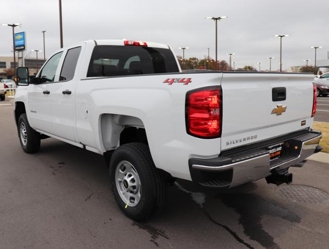 2019 Silverado 2500 Double Cab 4x4,  Pickup #K1140621 - photo 2