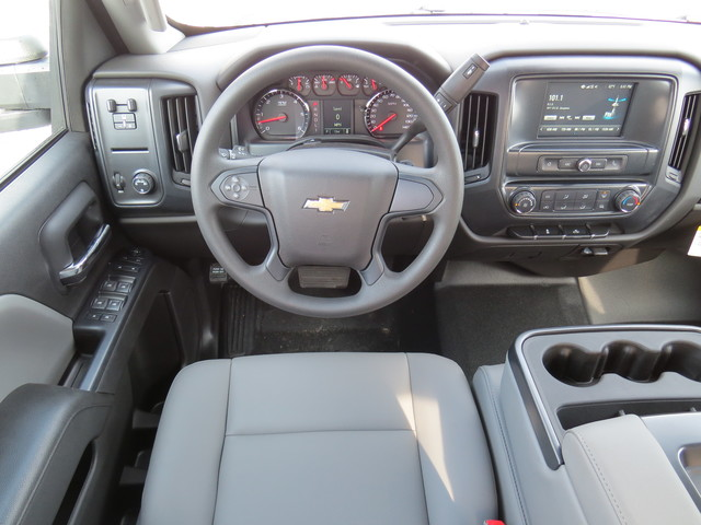 2019 Silverado 2500 Double Cab 4x4,  Reading Service Body #K1150219 - photo 15