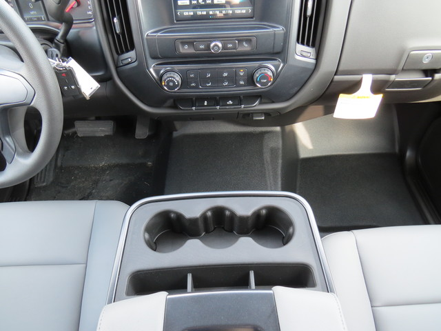 2019 Silverado 2500 Double Cab 4x4,  Reading Service Body #K1150219 - photo 20