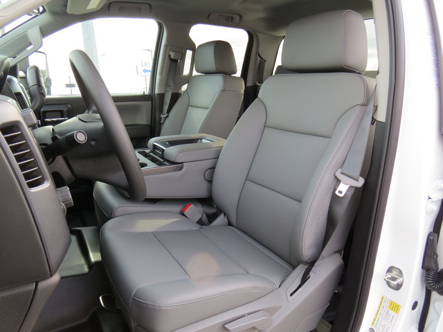 2019 Silverado 2500 Double Cab 4x4,  Reading Service Body #K1150219 - photo 28