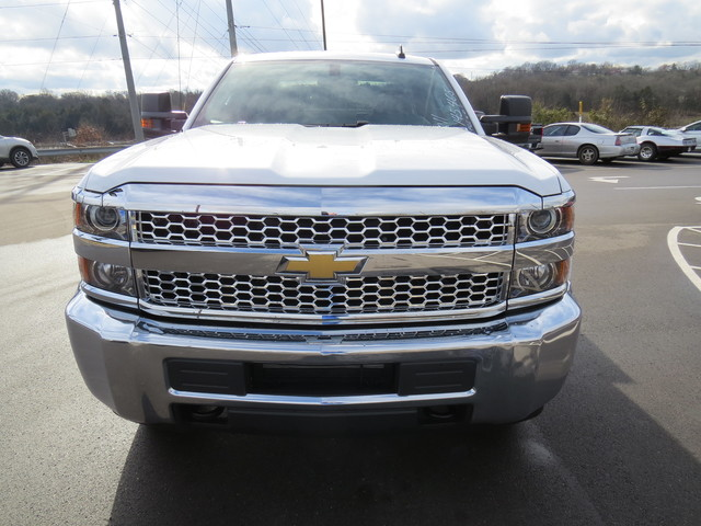2019 Silverado 2500 Double Cab 4x4,  Reading Service Body #K1150219 - photo 8