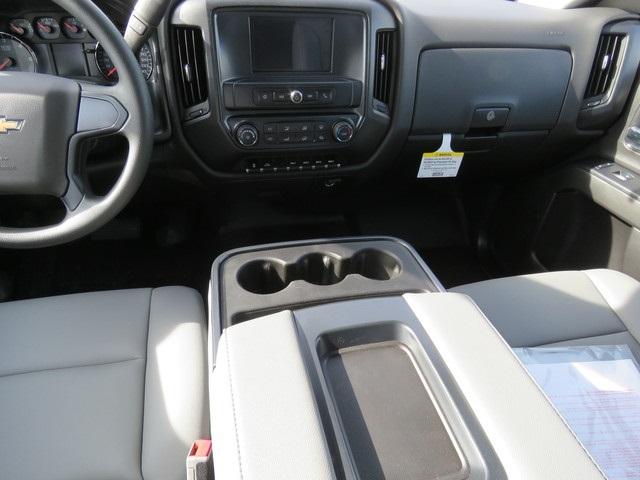 2019 Silverado 2500 Double Cab 4x2, Reading SL Service Body #K1215227 - photo 15