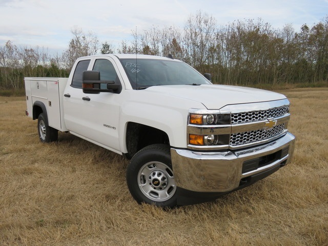 2019 Silverado 2500 Double Cab 4x2, Monroe MSS II Service Body #K1215456 - photo 3