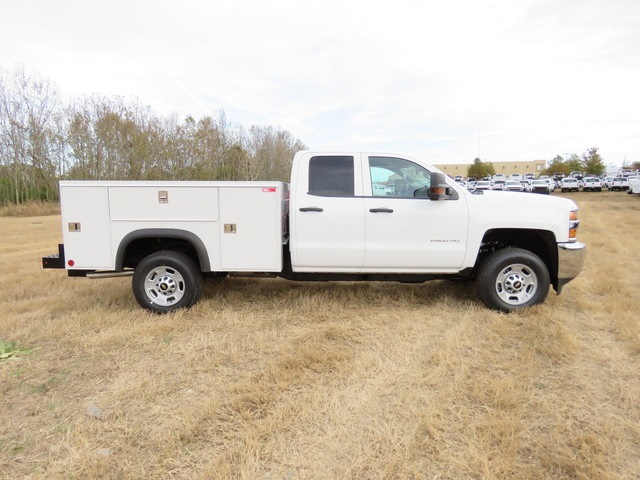 2019 Silverado 2500 Double Cab 4x2, Monroe MSS II Service Body #K1215456 - photo 4