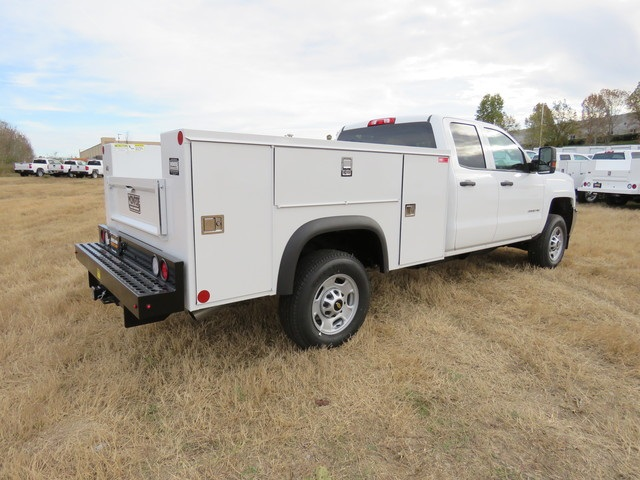2019 Silverado 2500 Double Cab 4x2, Monroe MSS II Service Body #K1215456 - photo 2
