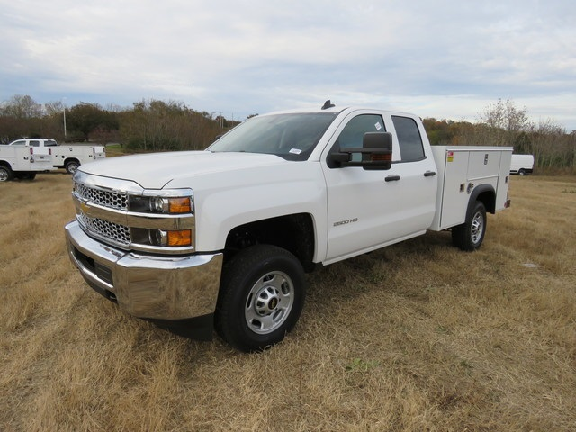 2019 Silverado 2500 Double Cab 4x2, Monroe MSS II Service Body #K1215456 - photo 8