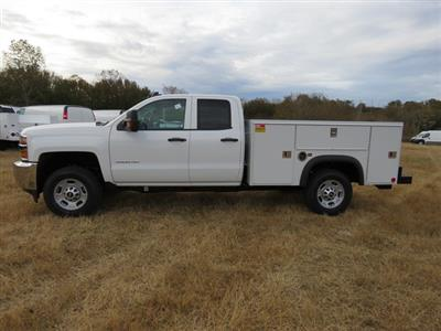 2019 Silverado 2500 Double Cab 4x2, Monroe MSS II Service Body #K1215456 - photo 7