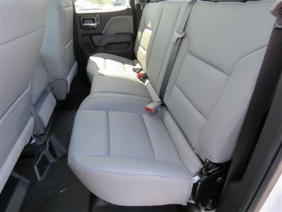2019 Silverado 2500 Double Cab 4x2, Knapheide Steel Service Body #K1215815 - photo 20