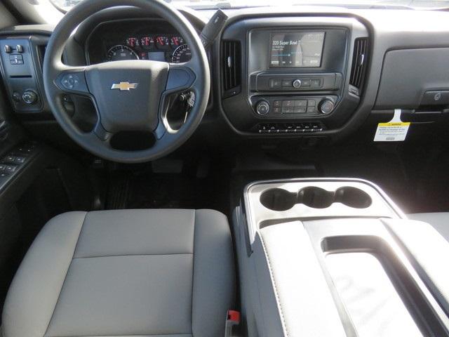 2019 Silverado 2500 Double Cab 4x2, Reading SL Service Body #K1216100 - photo 13