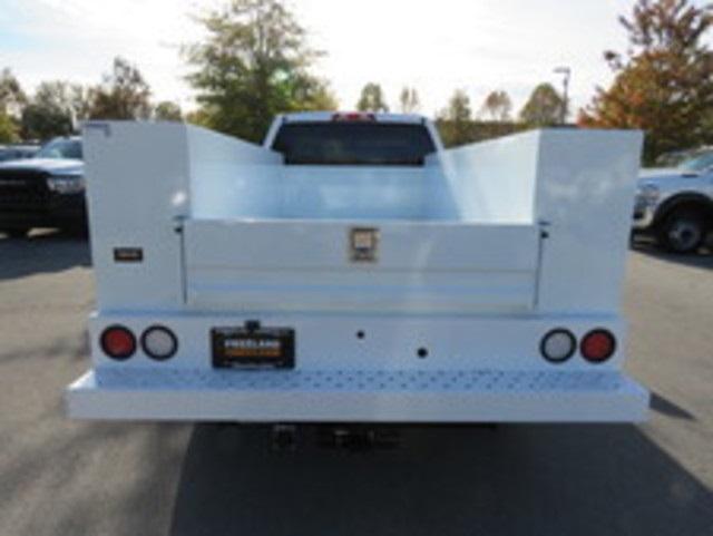 2019 Silverado 2500 Double Cab 4x2, Warner Select Pro Service Body #K1223377 - photo 4
