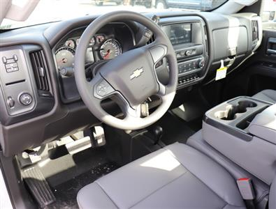 2019 Silverado 3500 Regular Cab DRW 4x4,  Reading Redi-Dek Platform Body #KF159230 - photo 14