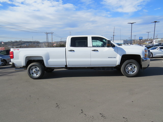 2019 Silverado 2500 Crew Cab 4x4,  Pickup #KF199576 - photo 4