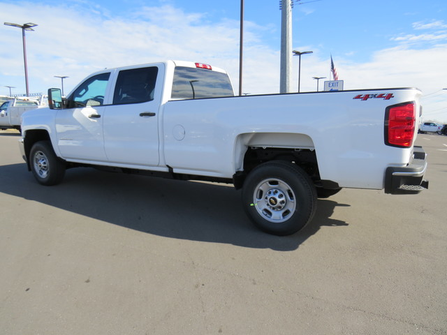 2019 Silverado 2500 Crew Cab 4x4,  Pickup #KF199576 - photo 2