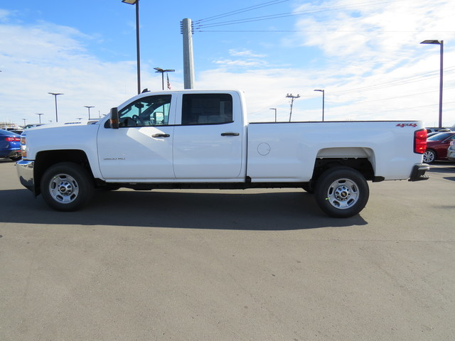 2019 Silverado 2500 Crew Cab 4x4,  Pickup #KF199576 - photo 7