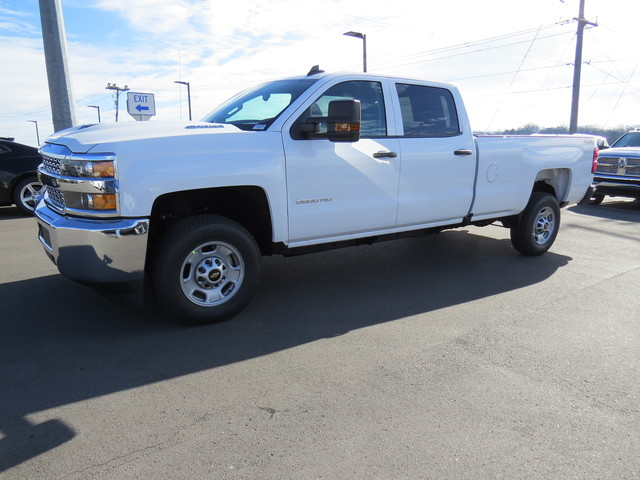 2019 Silverado 2500 Crew Cab 4x4,  Pickup #KF199576 - photo 1