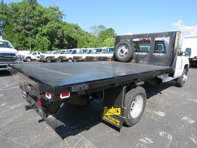 2019 Silverado 3500 Regular Cab DRW 4x4,  Knapheide Platform Body #KF225388 - photo 1