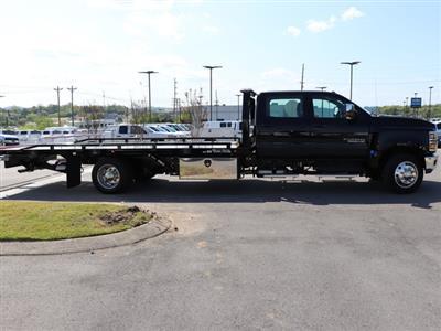 2019 Chevrolet Silverado 6500 Crew Cab DRW 4x2, Dual-Tech 1035 Rollback Body #KH312268 - photo 8
