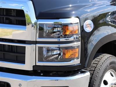 2019 Chevrolet Silverado 6500 Crew Cab DRW 4x2, Dual-Tech 1035 Rollback Body #KH312268 - photo 9