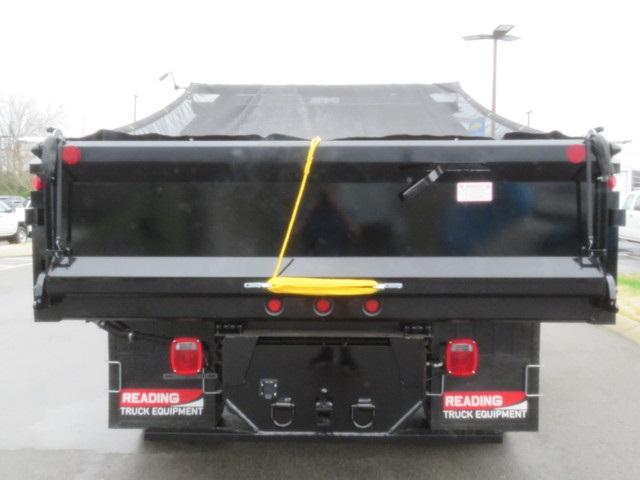 2019 Silverado 4500 Crew Cab DRW 4x4, Crysteel E-Tipper Dump Body #KH607050 - photo 6