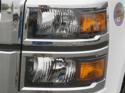 2019 Silverado 4500 Crew Cab DRW 4x4, Crysteel E-Tipper Dump Body #KH607050 - photo 9