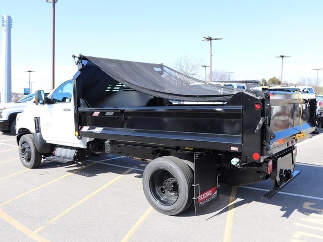 2019 Chevrolet Silverado 5500 Regular Cab DRW 4x2, Crysteel Dump Body #KH607124 - photo 1