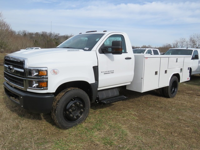 2019 Chevrolet Silverado 5500 Regular Cab DRW 4x2, Reading Service Body #KH885236 - photo 1