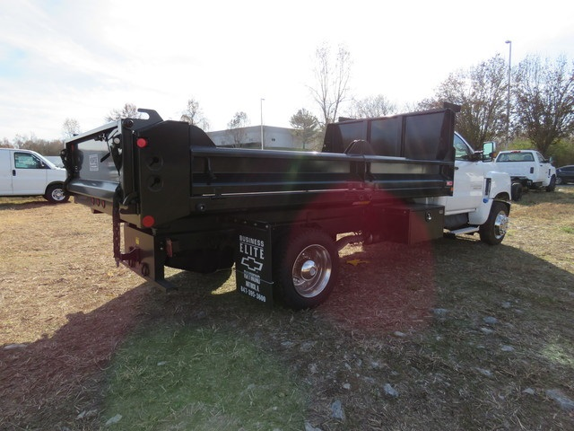 2019 Chevrolet Silverado 6500 Regular Cab DRW 4x2, Crysteel Dump Body #KH885996 - photo 1