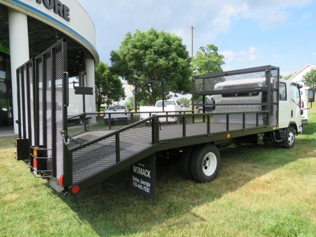 2019 LCF 3500 Crew Cab 4x2,  Womack Truck Body Dovetail Landscape #KS806027 - photo 1