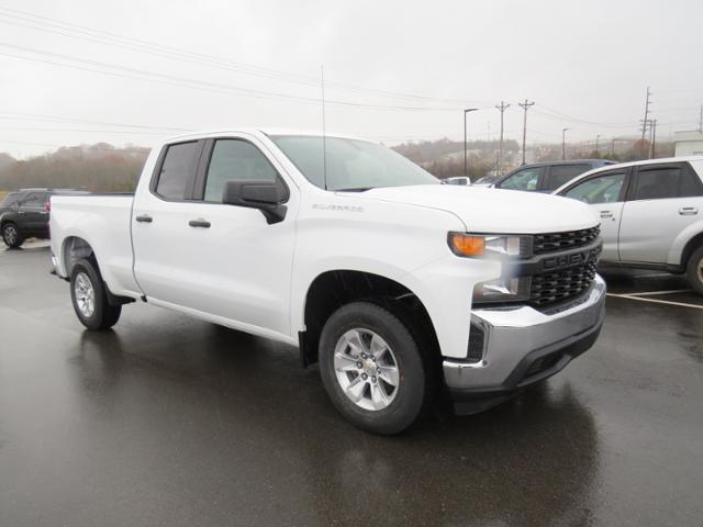 2019 Silverado 1500 Double Cab 4x2,  Pickup #KZ191240 - photo 1