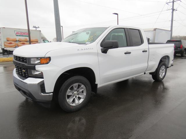 2019 Silverado 1500 Double Cab 4x2,  Pickup #KZ191240 - photo 7