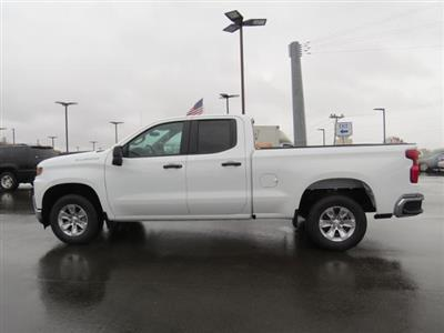 2019 Silverado 1500 Double Cab 4x2,  Pickup #KZ191240 - photo 6