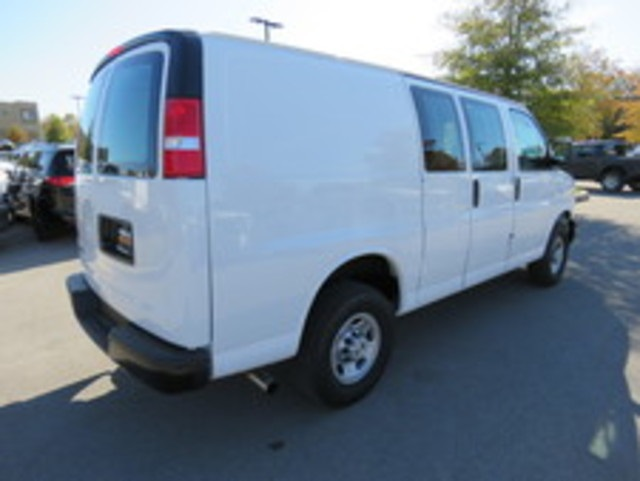 2020 Chevrolet Express 2500 4x2, Masterack Empty Cargo Van #L1121387 - photo 1