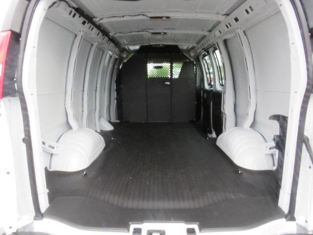 2020 Express 2500 4x2, Masterack Empty Cargo Van #L1195058 - photo 1