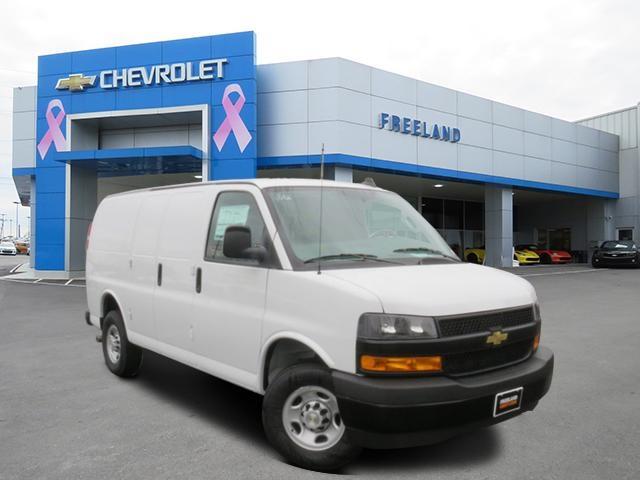 2020 Chevrolet Express 2500 4x2, Masterack Empty Cargo Van #L1195171 - photo 1
