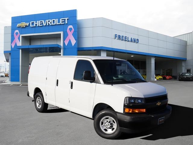 2020 Chevrolet Express 2500 4x2, Masterack Upfitted Cargo Van #L1253840 - photo 1
