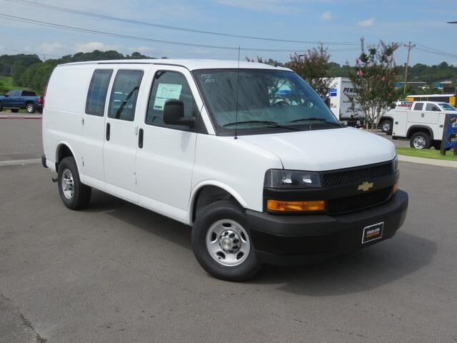2020 Chevrolet Express 2500 4x2, Empty Cargo Van #L1265966 - photo 1