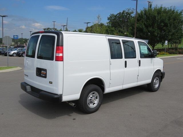 2020 Chevrolet Express 2500 4x2, Empty Cargo Van #L1266031 - photo 1