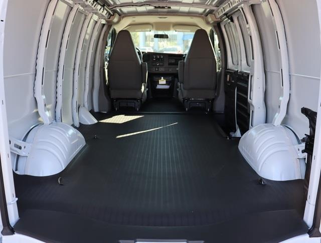2020 Chevrolet Express 2500 4x2, Adrian Steel Upfitted Cargo Van #L1272040 - photo 1