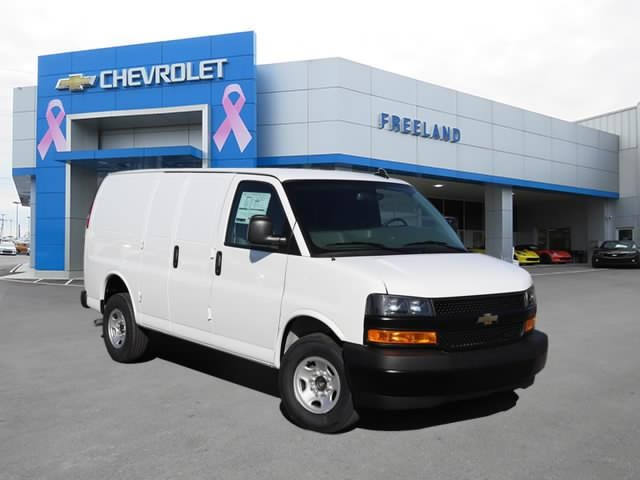 2020 Chevrolet Express 2500 4x2, Adrian Steel Upfitted Cargo Van #L1272040 - photo 1