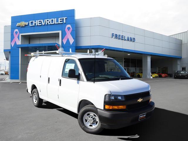 2020 Chevrolet Express 2500 4x2, Empty Cargo Van #L1274629 - photo 1