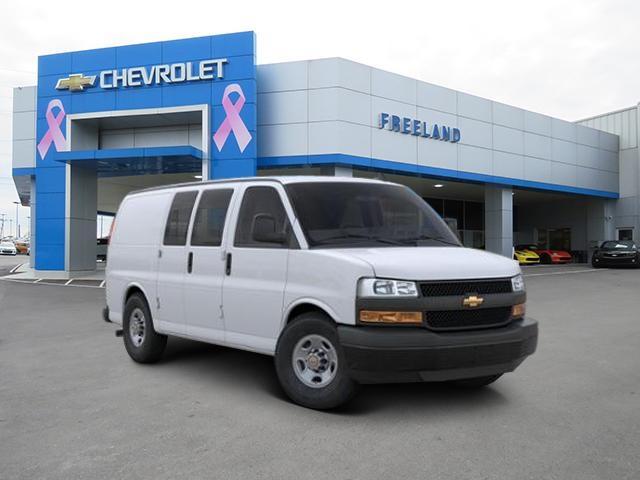 2020 Chevrolet Express 2500 4x2, Masterack Upfitted Cargo Van #L1275193 - photo 1