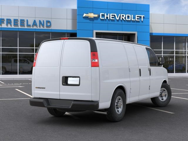 2020 Chevrolet Express 2500 4x2, Weather Guard Empty Cargo Van #L1276004 - photo 1