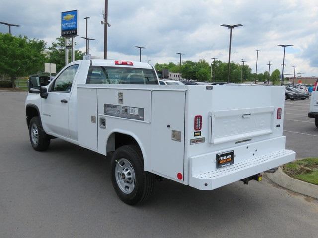 2020 Chevrolet Silverado 2500 Regular Cab 4x2, Reading Service Body #LF255107 - photo 1