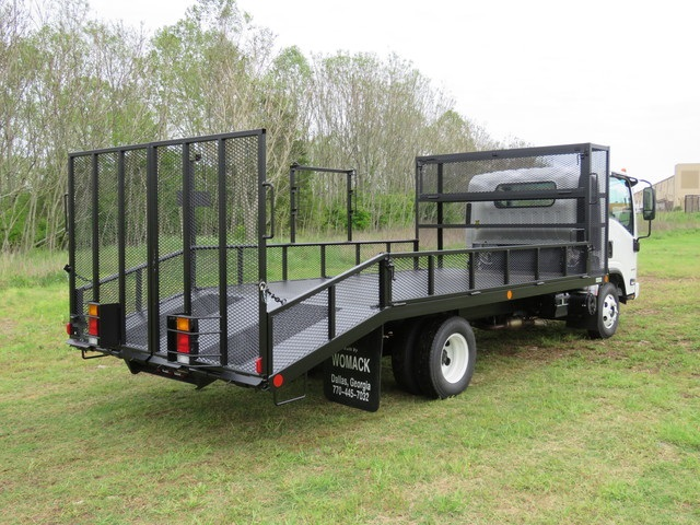 2020 Chevrolet LCF 3500 Regular Cab 4x2, Womack Truck Body Dovetail Landscape #LS800446 - photo 1