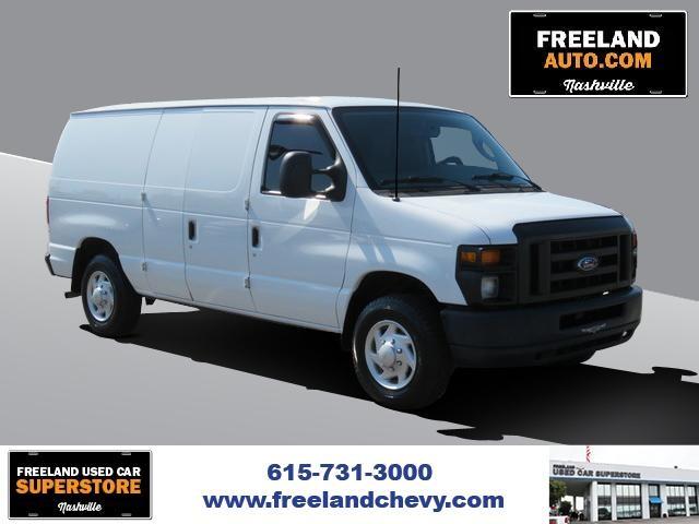 2012 Ford E-150 4x2, Upfitted Cargo Van #LS800446B - photo 1